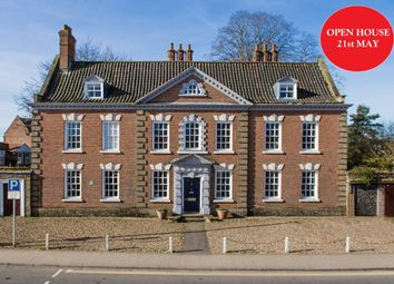 Thumbnail 9 bedroom detached house for sale in Market Place, Swaffham