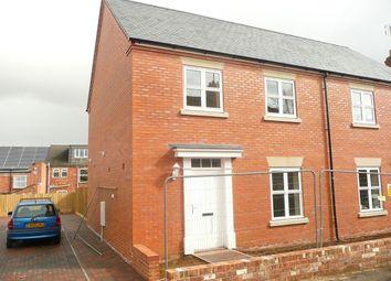3 bed semi-detached house to rent in Moffatt Terrace, Wellingborough NN8