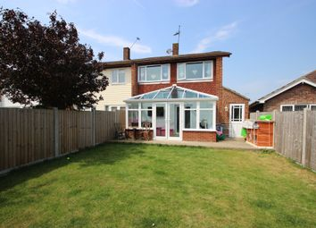 Thumbnail 3 bed semi-detached house for sale in Tudor Close, Eastwood, Leigh-On-Sea