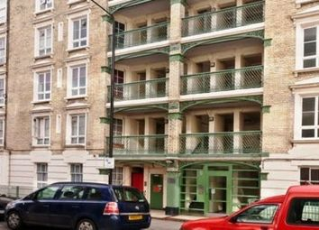 Thumbnail 1 bed flat to rent in Britannia Street, London