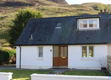 Thumbnail 2 bed semi-detached house for sale in Lagg, Dornie