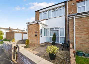 Thumbnail 3 bed end terrace house for sale in Cardill Close, Bristol
