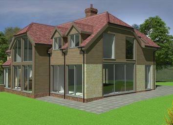 Thumbnail 4 bed detached house for sale in Limpers Hill, Mere, Warminster