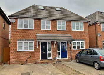 Thumbnail 4 bedroom semi-detached house to rent in Mabel Street, Horsell, Woking