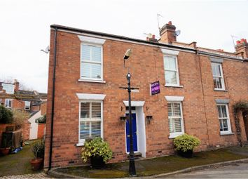 Thumbnail 3 bed end terrace house for sale in Clapham Street, Leamington Spa