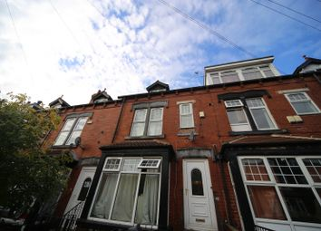 Thumbnail 8 bed terraced house to rent in Ash Road, Headingley, Leeds