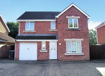 Thumbnail 4 bed detached house to rent in Lascelles Drive, Pontprennau, Cardiff