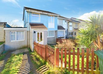 Thumbnail 3 bed end terrace house for sale in Oaklands Park, Buckfastleigh, Devon
