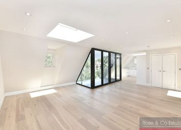 Thumbnail 3 bedroom flat for sale in Greencroft Gardens, South Hampstead, London
