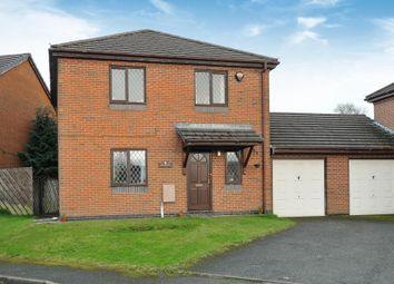 Thumbnail 3 bedroom link-detached house for sale in Ridgebourne Drive, Llandrindod Welss