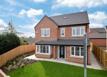 Thumbnail 6 bed detached house for sale in Main Street, South Hiendley, Barnsley