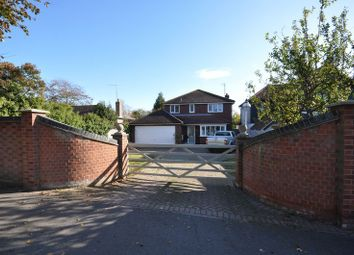 Thumbnail 4 bed detached house for sale in Kingsland Road, West Mersea, Colchester