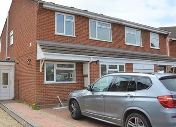 Thumbnail 4 bed semi-detached house to rent in The Meadows, Bidford-On-Avon, Alcester