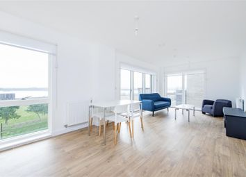 Thumbnail 2 bed flat for sale in Bawley Court, Royal Dockside, 1 Magellan Boulevard, London