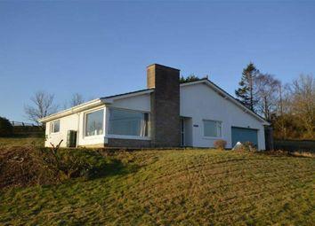 Thumbnail 3 bedroom bungalow for sale in Bryn Hebog, Castell Flemish, Tynreithyn, Tregaron