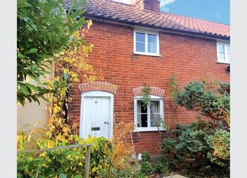Thumbnail 1 bed terraced house for sale in 41 The Street, Nr Ipswich, Suffolk
