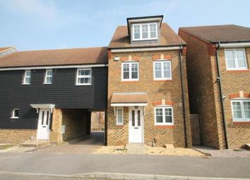 Thumbnail 3 bed link-detached house to rent in Ptarmigan Heights, Bracknell