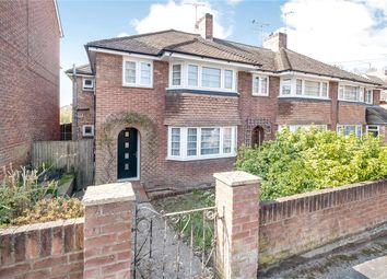 Thumbnail 4 bed semi-detached house for sale in Nelson Road, Winchester, Hampshire