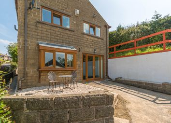 Thumbnail 4 bed detached house for sale in Meltham Road, Marsden, Huddersfield
