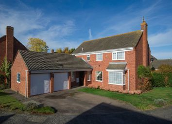 Thumbnail 4 bedroom detached house for sale in Valerian Close, Eaton Ford, St. Neots