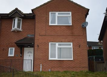 Thumbnail 3 bed semi-detached house to rent in Vardon Close, Stafford