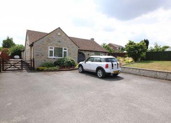 Thumbnail 4 bed detached bungalow for sale in Park Road, Bridgwater