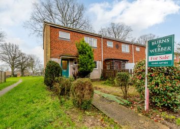 Thumbnail 3 bed end terrace house for sale in Copse Side, Farncombe, Godalming