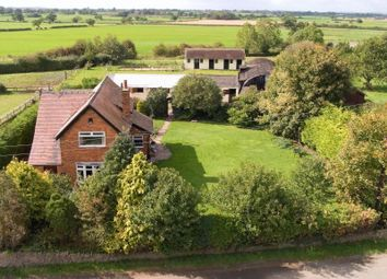 Thumbnail 3 bed detached house for sale in The Cottage Coole Lane, Coole Pilate, Nantwich