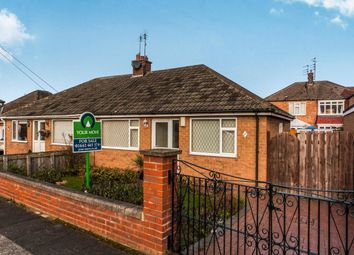 Thumbnail 2 bedroom bungalow for sale in Kirknewton Road, Normanby, Middlesbrough