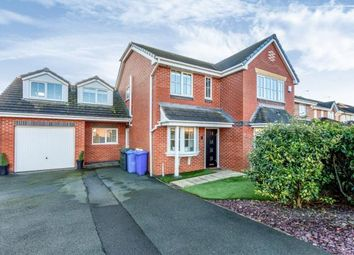 Thumbnail 5 bed detached house for sale in Southworth Way, Thornton-Cleveleys, Lancashire, .