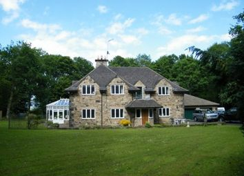 Thumbnail 5 bed detached house to rent in Gubeon Wood, Tranwell Wood Morpeth
