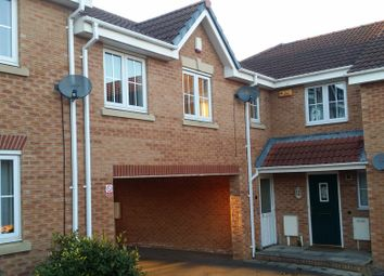 Thumbnail 1 bed flat to rent in Birkby Close, Leicester, Leicestershire