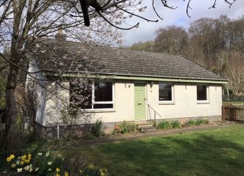 Thumbnail 3 bedroom bungalow to rent in The Bungalow, Earlston, Scottish Borders