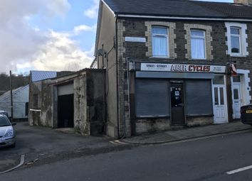 Thumbnail Retail premises for sale in High Street, Abertridwr, Caerphilly