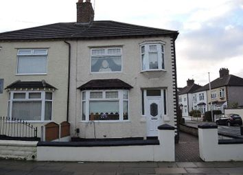 Thumbnail 3 bed semi-detached house for sale in Pinehurst Road, Anfield, Liverpool