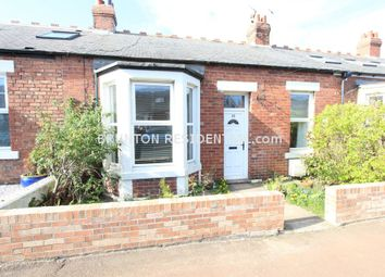 Thumbnail 3 bed terraced bungalow to rent in Oakfield Terrace, Gosforth