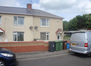 Thumbnail 2 bed terraced house for sale in Shields Terrace, Hartlepool