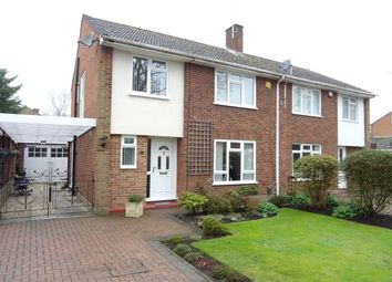 3 bed semi-detached house for sale in Byfleet Road, New Haw KT15