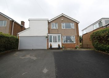 Thumbnail 4 bed detached house for sale in Hall Drive, Liversedge, West Yorkshire