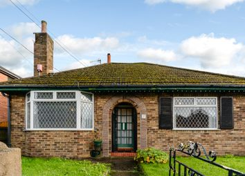 Thumbnail 2 bedroom detached bungalow for sale in Church Road, Stoke-On-Trent, Staffordshire