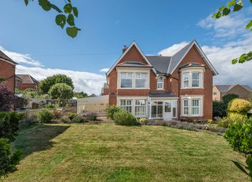 Thumbnail 5 bed detached house for sale in Mill Hill Road, Cowes