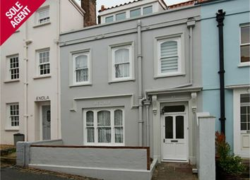 Thumbnail 3 bed terraced house for sale in Mount Durand, St. Peter Port, Guernsey