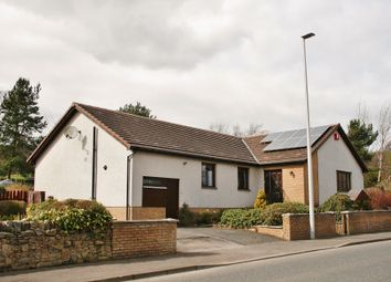 Thumbnail 4 bed detached bungalow for sale in 354 Rullion Road, Penicuik, Midlothian