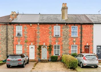 Thumbnail 2 bed terraced house for sale in Hook Road, Epsom, Surrey