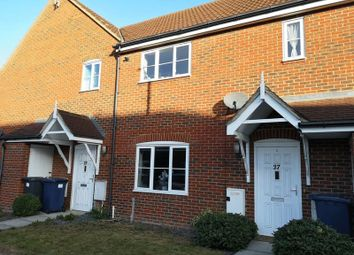 Thumbnail 1 bed flat for sale in Violet Way, Yaxley, Peterborough