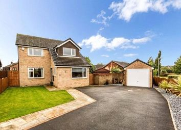 Thumbnail 3 bed detached house for sale in Shuttocks Fold, Kippax, Leeds, West Yorkshire