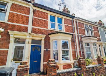 Thumbnail 3 bed terraced house for sale in Quantock Road, Bedminster, Bristol