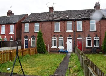 Thumbnail 3 bed terraced house for sale in Hoyland Terrace, South Kirkby, Pontefract