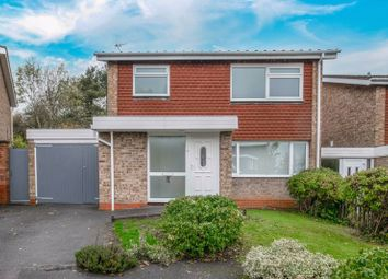 Thumbnail 4 bed detached house for sale in Alveston Close, Redditch