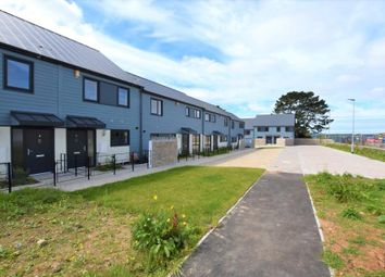 Thumbnail 2 bed terraced house for sale in Heather Gardens, Heathlands View, Bodmin, Cornwall